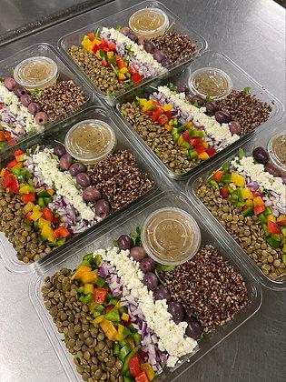 Mediterean Quinoa Salad