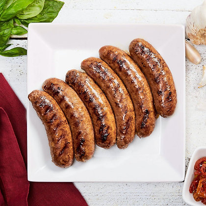 California Sundried Tomato Sausages