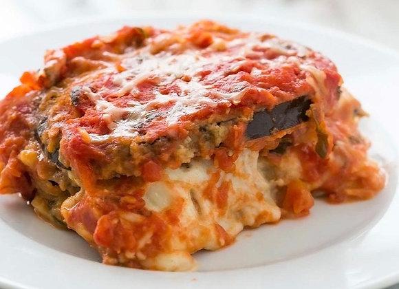 Eggplant Parmesan (casserole)
