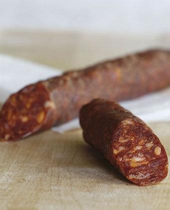 Agram's Hot Dry Sausage Smoked (Pork)