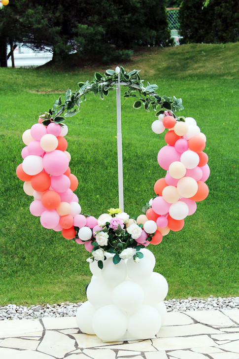 Photo Booth Balloon Stand
