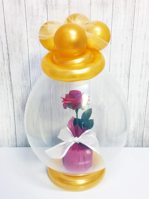 Balloon Rose Dome