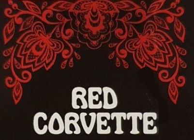 Red Corvette By The Revolution