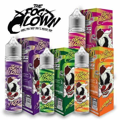 Fog Clown 50mls