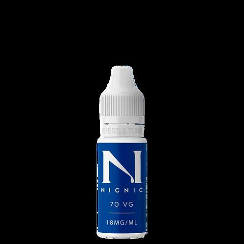 Nic Nic 18mg Nicotine Shot