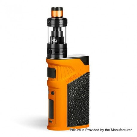 Uwell Ironfist 200w and Crown 3 Kit