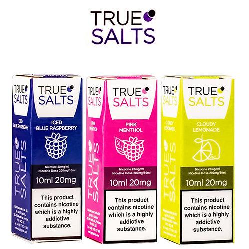 True Salts Nicotine Salts