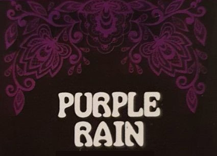 Purple Rain By The Revolution