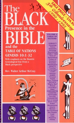 Black Presence In the Bible