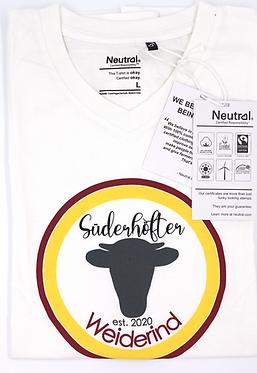 """T-Shirt """"Süderhöfter Weiderind"""""""