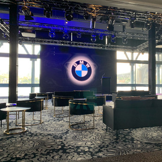 BMW event at Pier One
