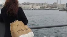 ISTANBUL : Les sacs de rose marie voyagent