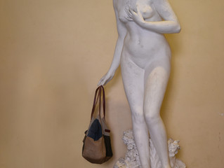 Les Sac de rose marie au Musée (2)