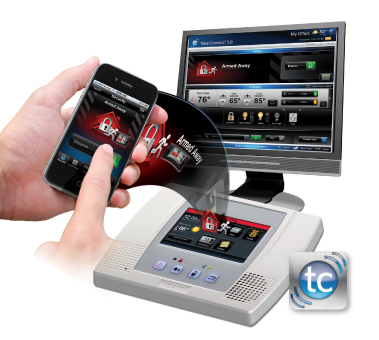 Remote Total Connect App