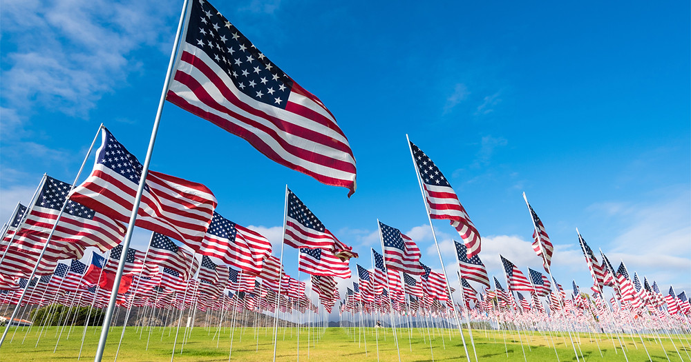 Please Remember Our Veterans This Memorial Day And Everyday!
