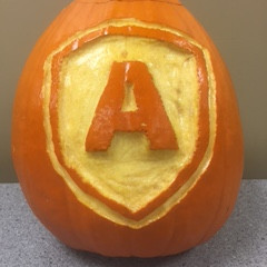 The Great Advanced Alarm Pumpkin By Sandy Halik