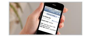 Remote Smart Phone Notification