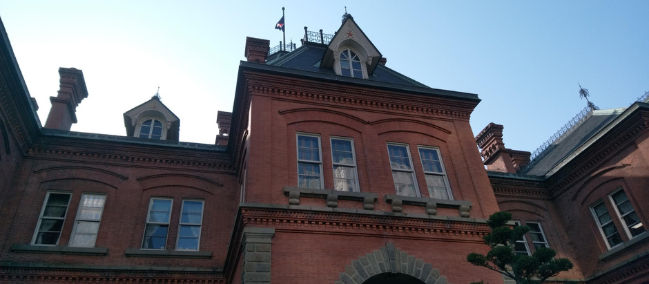 赤レンガ庁舎(北海道庁旧本庁舎)