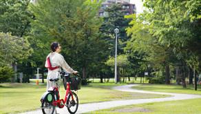 ポロクルで札幌あちこちサイクリング