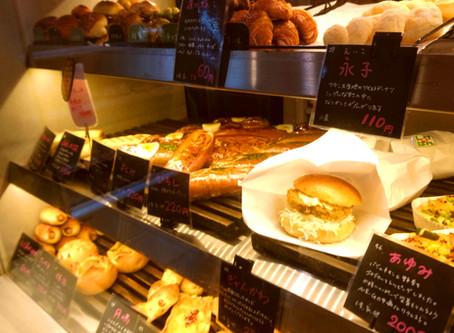 さすが!夜の街すすきのにある札幌のパン屋さん