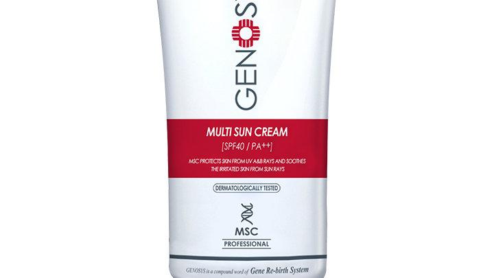 Multi Sun Cream