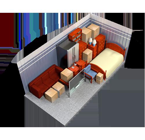 Allstorage Box 15 m2