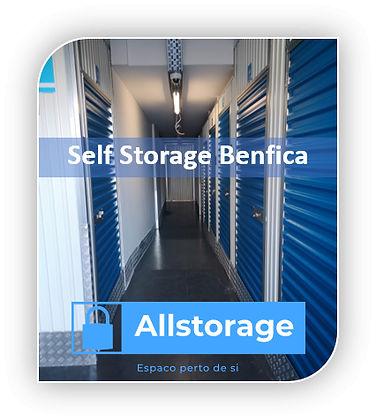 Selfstorage Benfica Allstorage
