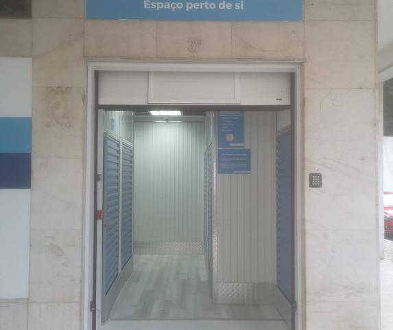 Portao de Acesso Allstorage Benfica