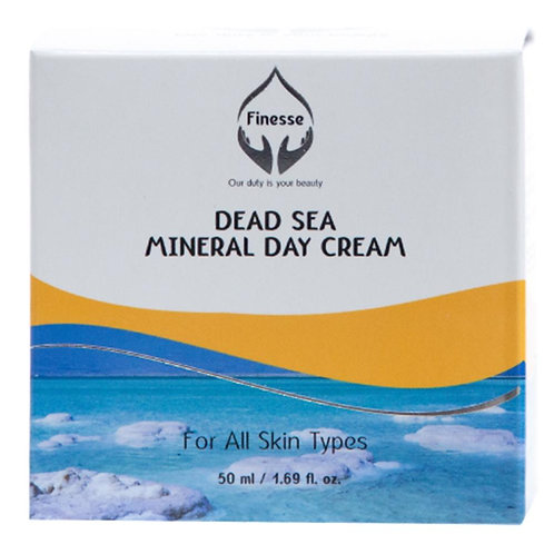 Dead Sea Mineral Day Cream