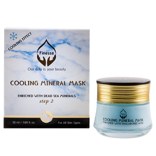 Dead Sea Cooling Mineral Mask