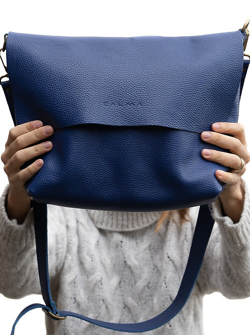 Leather Crossbody Bag - UN Basic