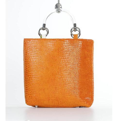 Boa Orange Small Tote