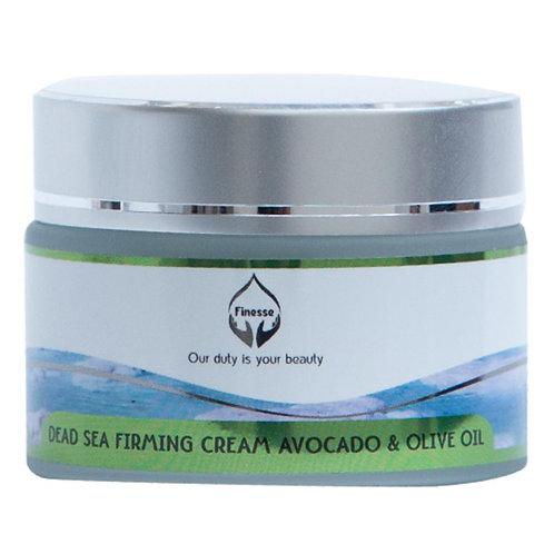 Dead Sea Firming Cream Avocado & Olive Oil