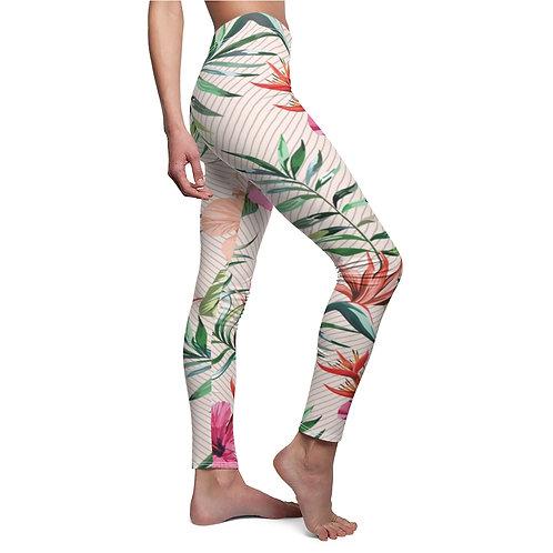 "Women's leggings with print ""Sunset on the horizon print"""