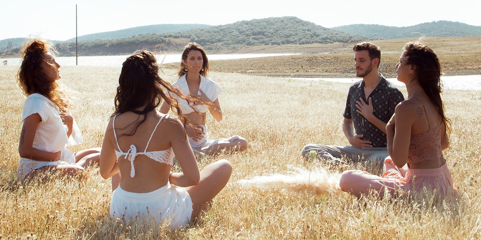 Breathwork Retreat: Connect with your Inner Shamanic Warrior