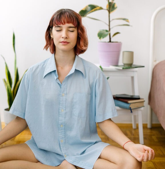 With guided meditation, however, you are gently nudged into improving the energy flow. The guide is usually proficient at meditation and can help you deal with your fear. There are many guided meditation videos available on the internet- find the one that works best for you.