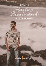 Learn everything you need to start your career as a healing breathwork instructor! Online Healing Breathwork Teacher Training Course, April 2021. Study from home, live zoom sessions