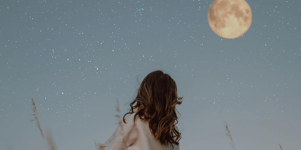 Full Moon Online Breathwork Session