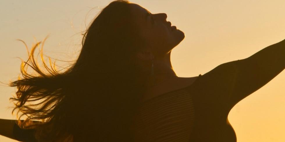 Women Breath Ceremony and Rewilding Dance