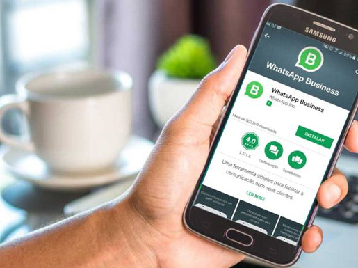 WhatsApp Business para vendas online