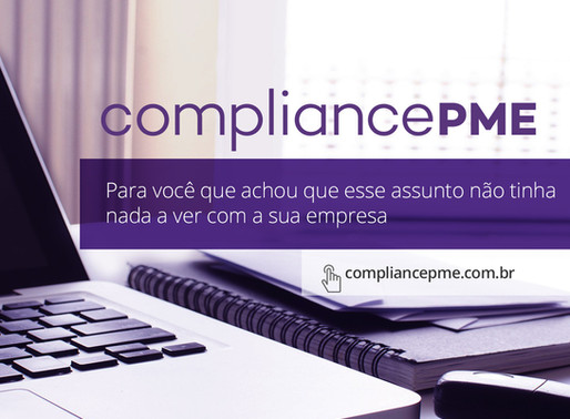 Compliance PME estrutura programa de mentoria gratuita durante pandemia