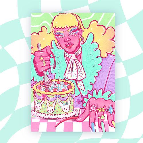 Cake Print
