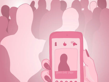 CYBERSEXY - Are Our Dating Lives Almost Entirely Virtual?