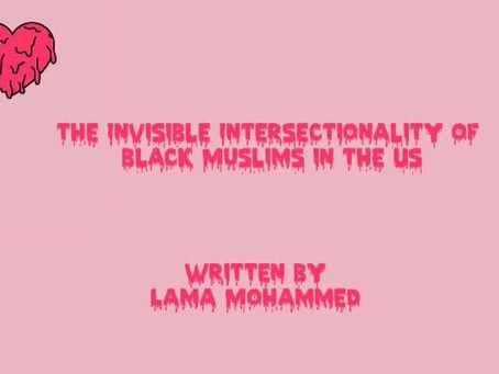 The Invisible Intersectionality of Black Muslims in the US