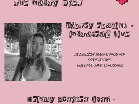 Get to Know: The Nasty Poet