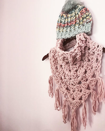 The Oversized Kerchief