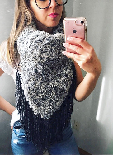 The Free Faux All Cowl CROCHET PATTERN