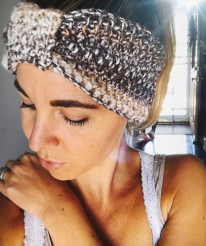 The Aldo Ear Warmers Crochet PATTERN