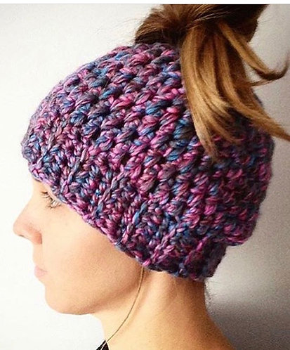 The Emma Beanie Crochet PATTERN