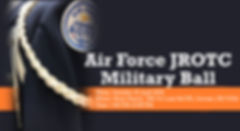 Air Force JROTC Military Ball Web Page B